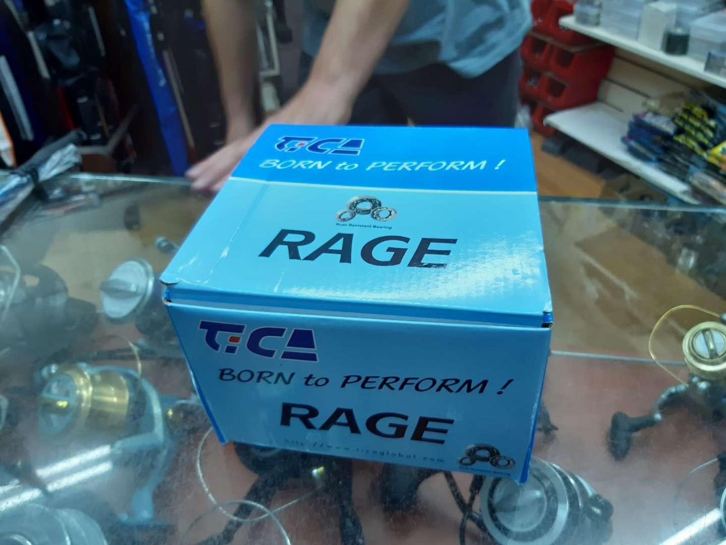 TICA RAGE