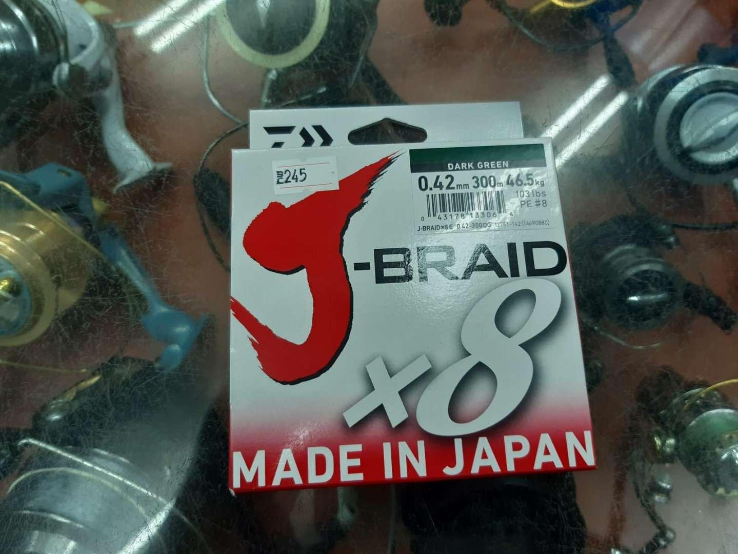 J BRAID חוט בד של דאיווה