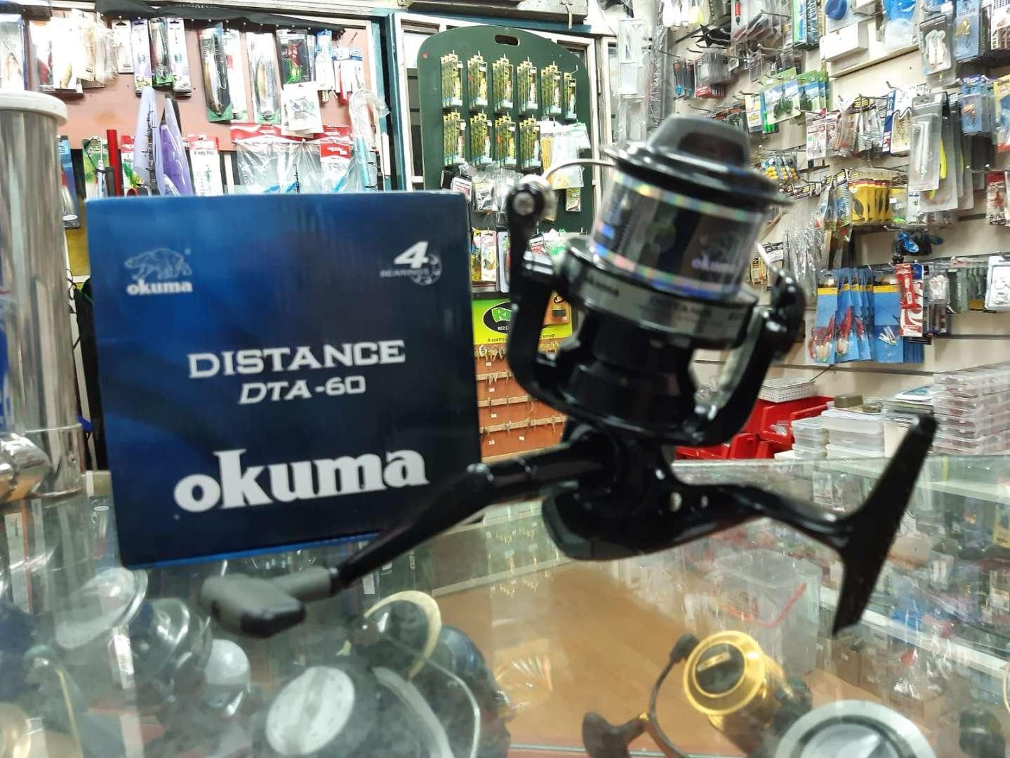 OKUMA DISTANCE DTA60