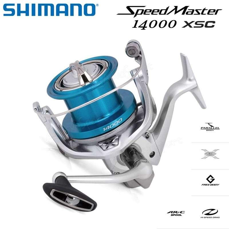 SHIMANO SPEED MASTER 14000 XSG