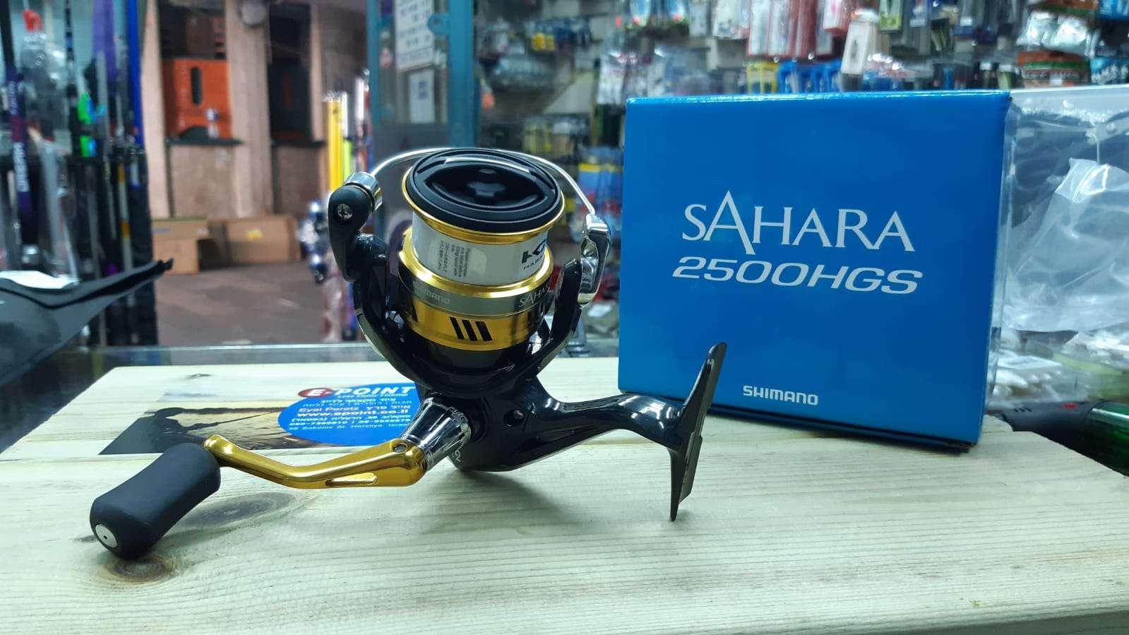 SHIMANO SAHARA 2500