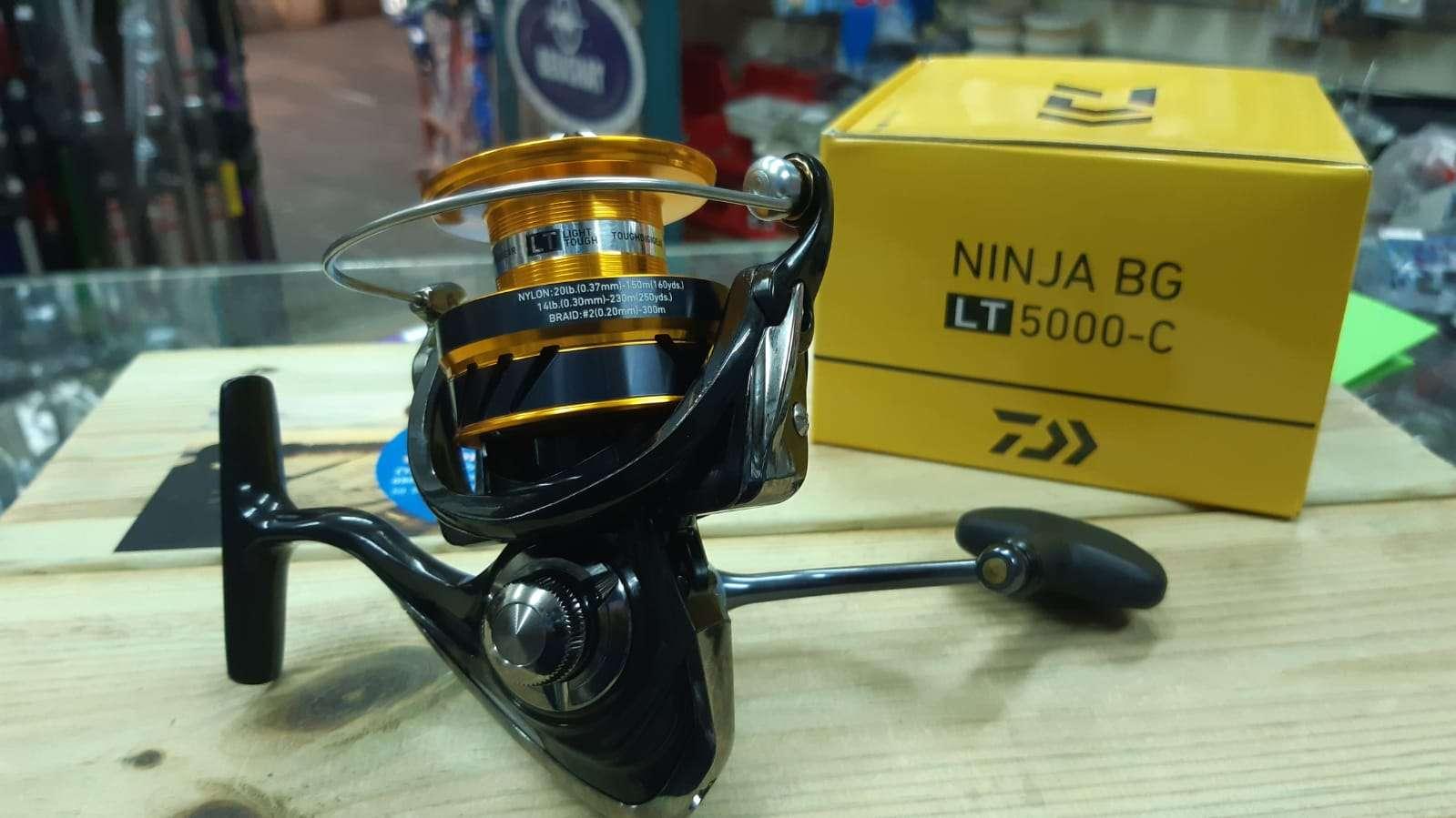 DAIWA NINJA BG 5000