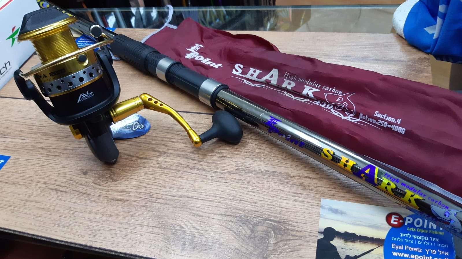 SHARK +  OKUMA SA 65